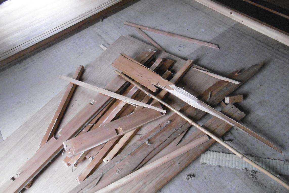 木造住宅 古家の改造_f0205367_16294979.jpg