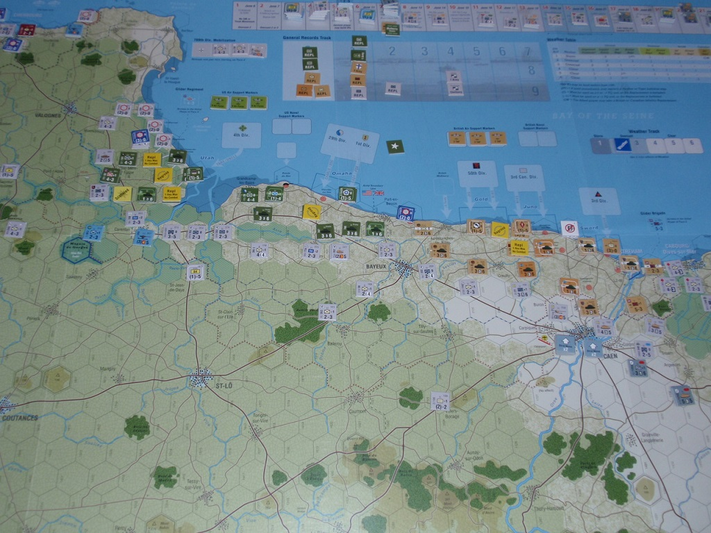 GMT「Normandy\'44」をソロプレイ③_b0162202_23465448.jpg
