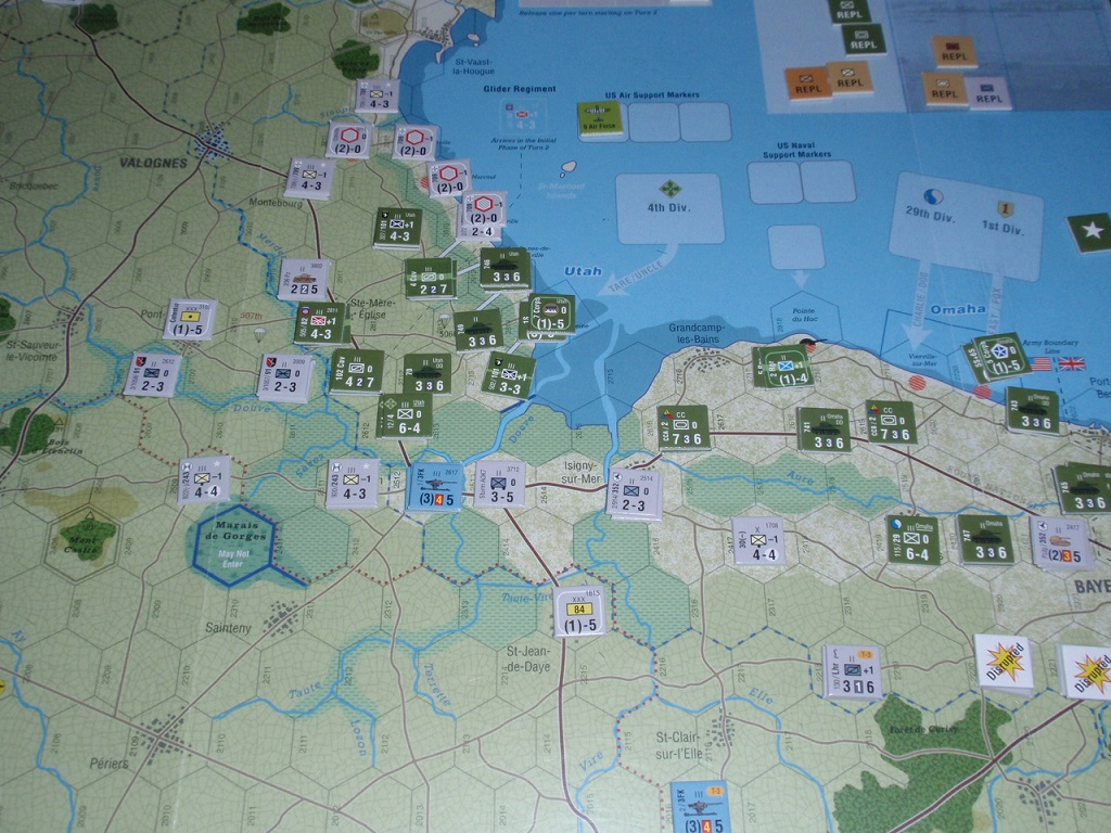 GMT「Normandy\'44」をソロプレイ③_b0162202_23471996.jpg
