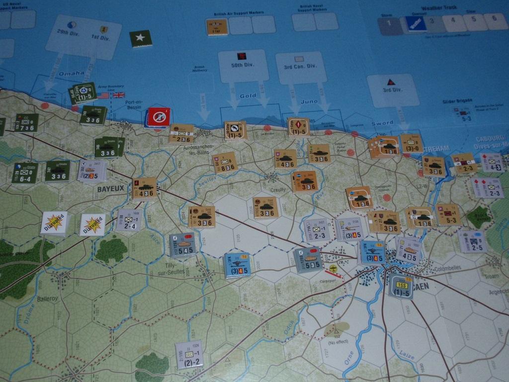 GMT「Normandy\'44」をソロプレイ③_b0162202_23472734.jpg