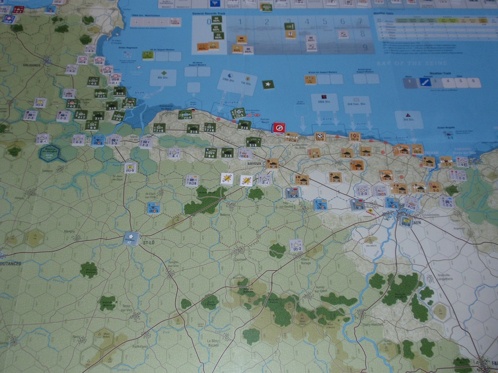 GMT「Normandy\'44」をソロプレイ③_b0162202_2347376.jpg