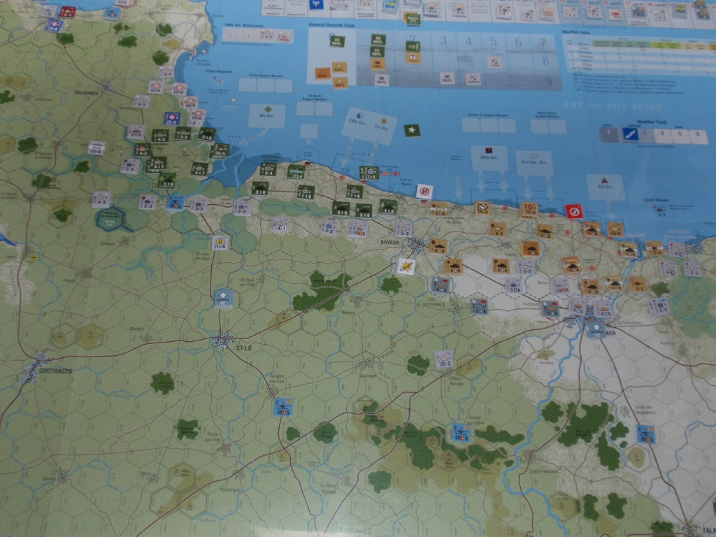 GMT「Normandy\'44」をソロプレイ③_b0162202_2347952.jpg