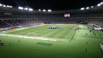 AFCチャンピオンズリーグ2016グループステージ第2戦 FC東京 - ビン・ズオン(ベトナム)_b0042308_0305177.jpg