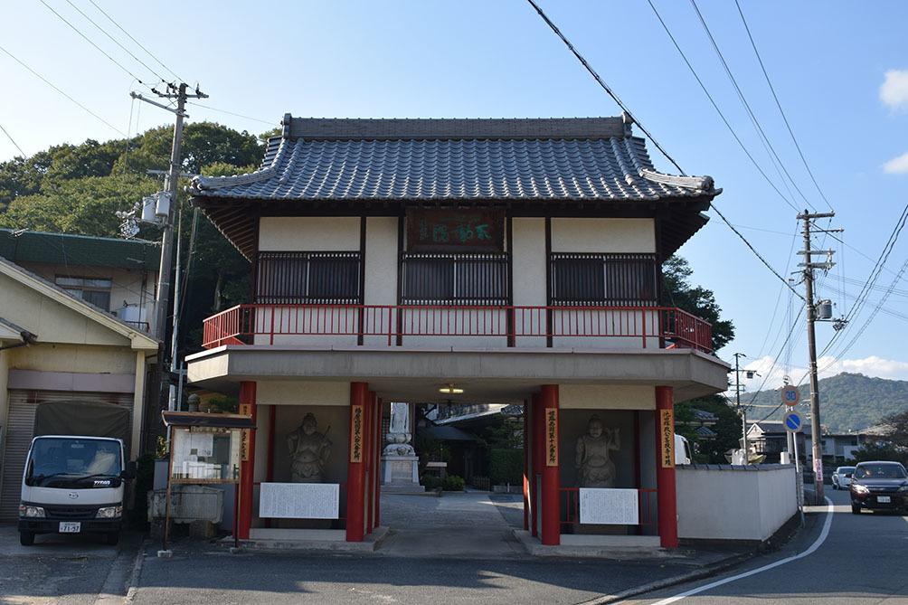 白鷺の天守閣がよみがえった姫路城を歩く。 その11 ~池田輝政公菩提寺旧蹟~_e0158128_20021805.jpg