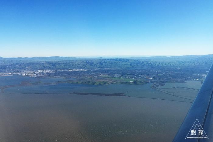 490 空 ~サンフランシスコ湾上空~_c0211532_2085244.jpg