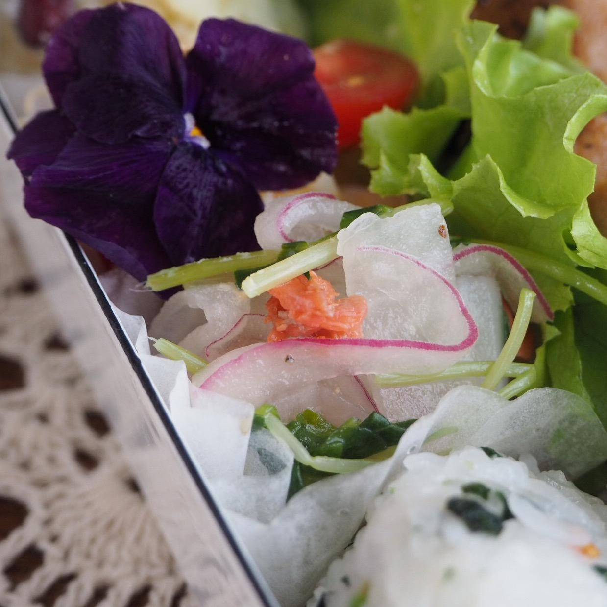 野菜とチーズのチキンロール弁当_c0270834_903133.jpg