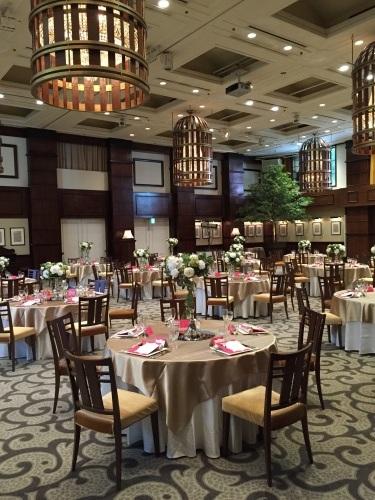 ハレの日に #空 #東京 #結婚式 #披露宴 #ブライダル #余興 #キューバ音楽 #お祝い_a0103940_17060617.jpg
