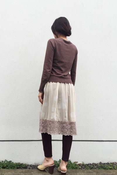 シルクの宇宙柄 スカート (1790)_e0104046_18161245.jpg