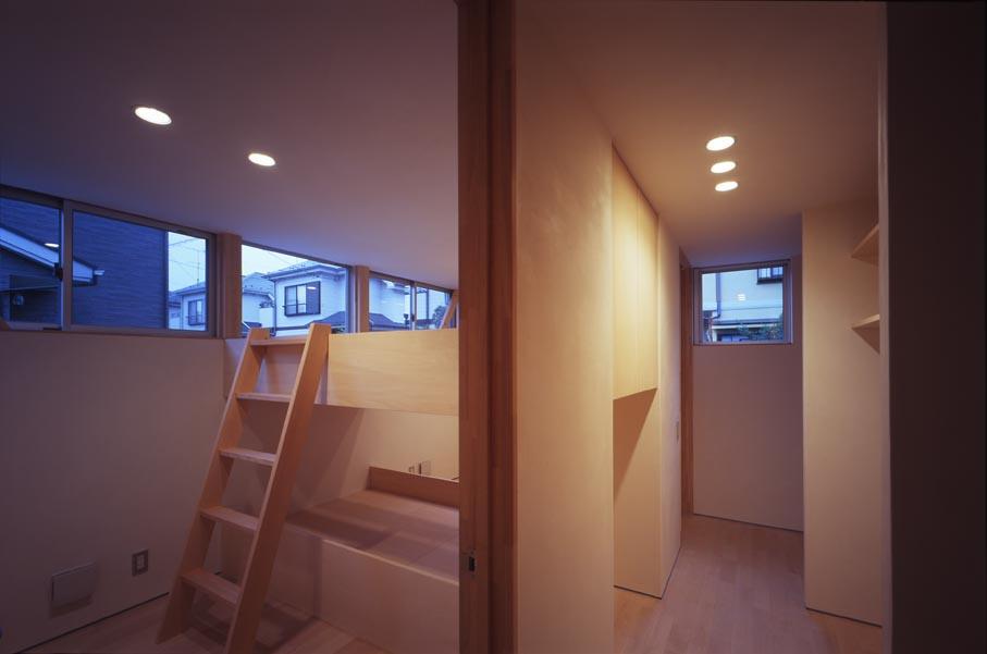 竣工写真の紹介です・その2(Inner Deck House)_b0061387_13242678.jpg