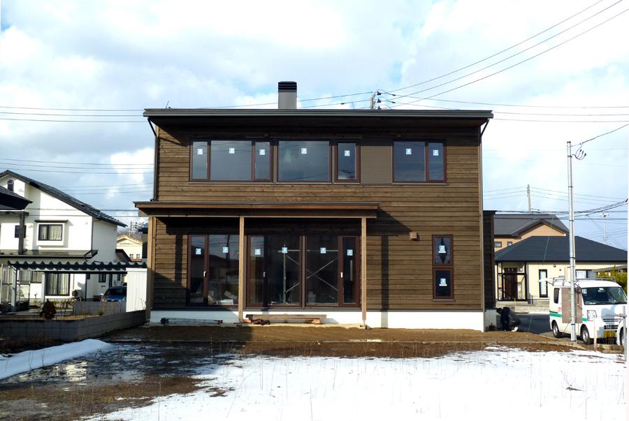 A様邸「新山前の家」_f0150893_18155043.jpg