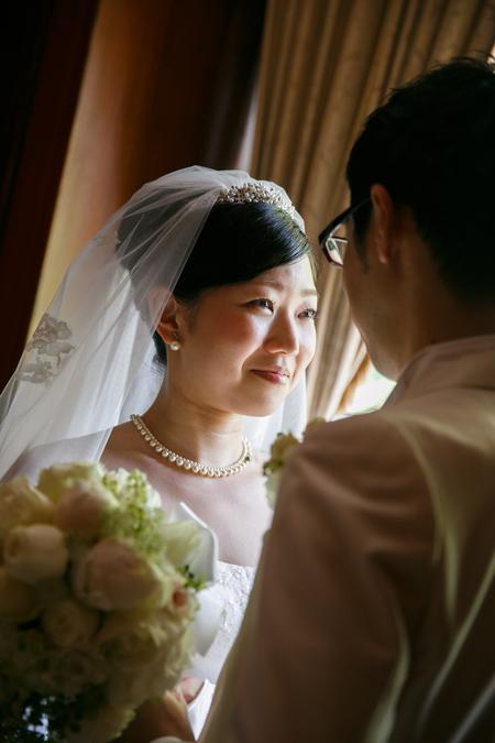 新郎新婦様からのメール ブーケと涙、その理由 山の上ホテル&神田教会の花嫁様より2_a0042928_22223859.jpg