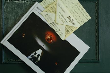 新郎新婦様からのメール ブーケと涙、その理由 山の上ホテル&神田教会の花嫁様より2_a0042928_22242361.jpg