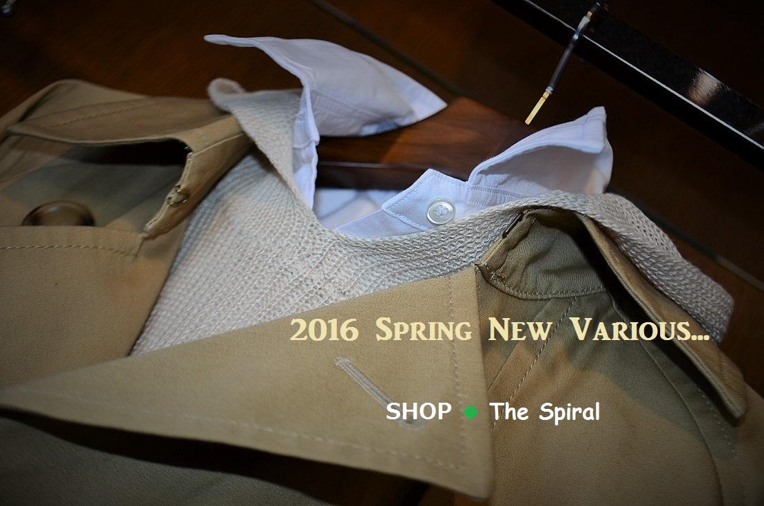 """""""春爛漫~2016 Spring New Various...  3/3thu\""""_d0153941_1521380.jpg"""