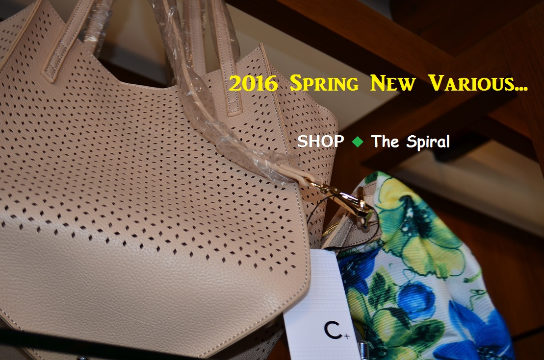 """""""春爛漫~2016 Spring New Various...  3/3thu\""""_d0153941_15224935.jpg"""
