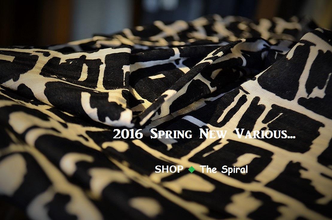 """""""春爛漫~2016 Spring New Various...  3/3thu\""""_d0153941_15232146.jpg"""