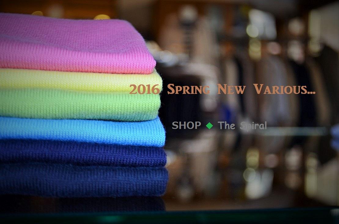"""""""春爛漫~2016 Spring New Various...  3/3thu\""""_d0153941_15291148.jpg"""