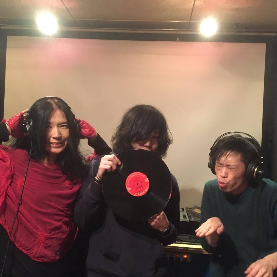 村田直哉(turntable)&蜂谷真紀ライブレコーディング終了_d0244370_02011476.jpg
