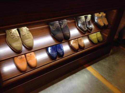 フィレンツェのオーダーメイド靴店の世界(前編)_a0136671_3103790.jpg