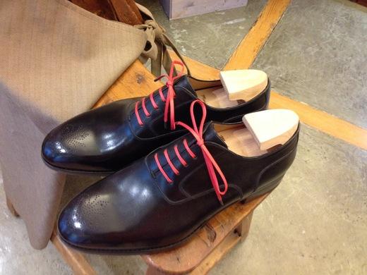 フィレンツェのオーダーメイド靴店の世界(前編)_a0136671_333020.jpg
