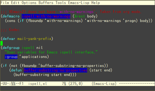 [emacs] いろいろ色を変える_a0003075_18474350.png