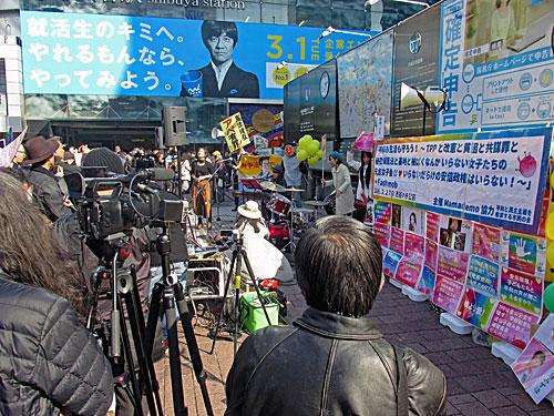 元気女子会 最低賃金 時給1500円キャンペーン カメコレ_a0188487_0373756.jpg