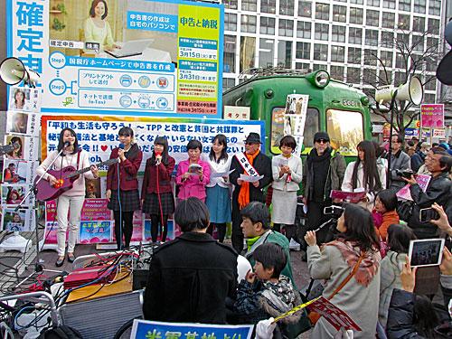 元気女子会 最低賃金 時給1500円キャンペーン カメコレ_a0188487_0383892.jpg