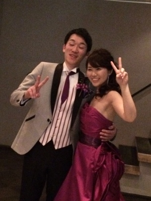 Happy Wedding!!~早春の装花・ケーキ・ドレス~_e0120789_00374428.jpg