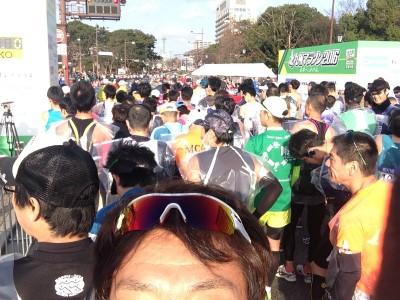 エンジョイ! 北九州マラソン_f0220089_12381470.jpg