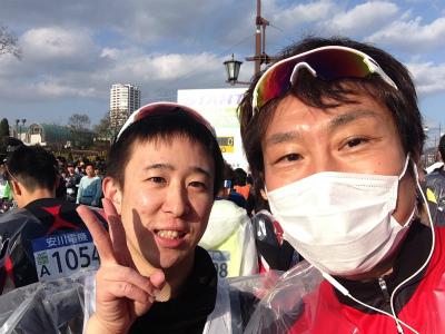 エンジョイ! 北九州マラソン_f0220089_12393225.jpg