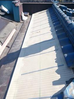 練馬区の早宮で、雪での雨漏り修理工事_c0223192_21435343.jpg