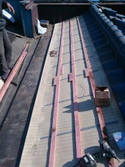 練馬区の早宮で、雪での雨漏り修理工事_c0223192_21441236.jpg