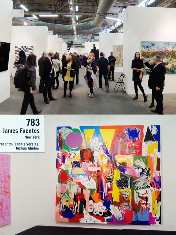 NY最大のアートの展示販売会「アーモリー・ショー」 The Armory Show 2016_b0007805_3241638.jpg