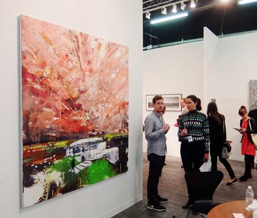 NY最大のアートの展示販売会「アーモリー・ショー」 The Armory Show 2016_b0007805_3243864.jpg