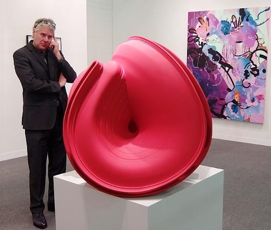 NY最大のアートの展示販売会「アーモリー・ショー」 The Armory Show 2016_b0007805_3245346.jpg