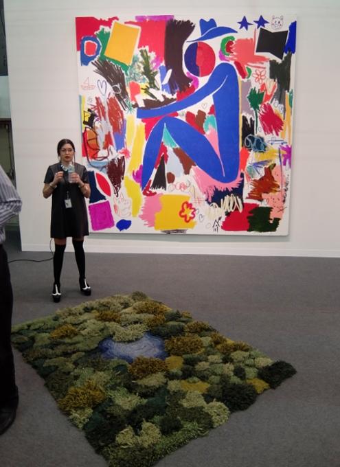 NY最大のアートの展示販売会「アーモリー・ショー」 The Armory Show 2016_b0007805_3262557.jpg