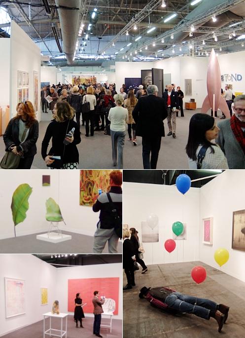 NY最大のアートの展示販売会「アーモリー・ショー」 The Armory Show 2016_b0007805_3313381.jpg