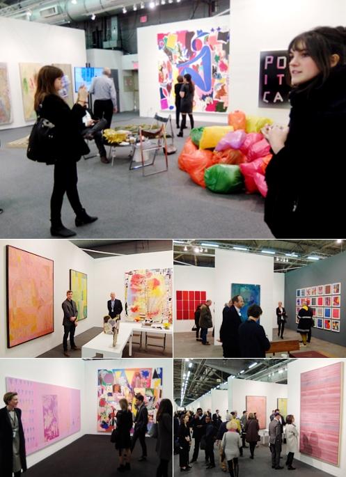 NY最大のアートの展示販売会「アーモリー・ショー」 The Armory Show 2016_b0007805_3352576.jpg