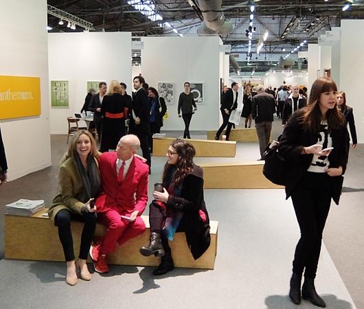 NY最大のアートの展示販売会「アーモリー・ショー」 The Armory Show 2016_b0007805_3355247.jpg