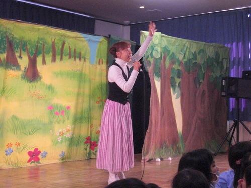 人形劇『ヘンゼルとグレーテル』を観ました。_f0227821_16374068.jpg