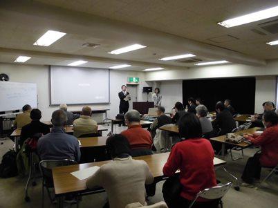 「宮島のサル・シカ・イノシシの現状について」の講演会を開催しました_f0229523_16342982.jpg