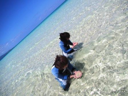キレイな海でした~☆_a0189838_2149782.jpg
