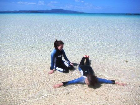 キレイな海でした~☆_a0189838_21502215.jpg