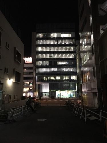 春の出会い #表参道 #青山通り #紅梅 #空 #東京_a0103940_12430412.jpg