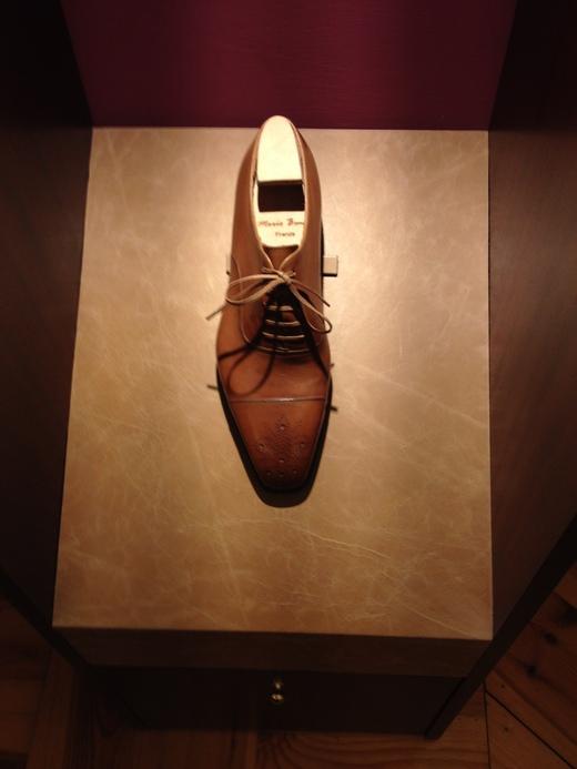 フィレンツェのオーダーメイド靴店の世界(中編)_a0136671_105727.jpg