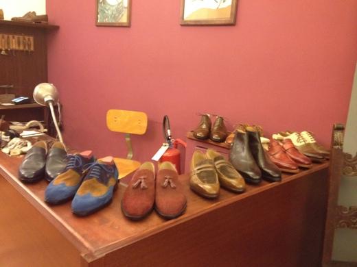 フィレンツェのオーダーメイド靴店の世界(中編)_a0136671_182751.jpg
