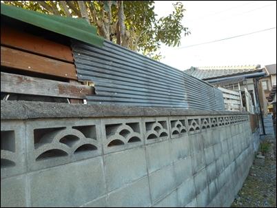 シェッドの屋根替え~^_^;_b0096584_17504176.jpg