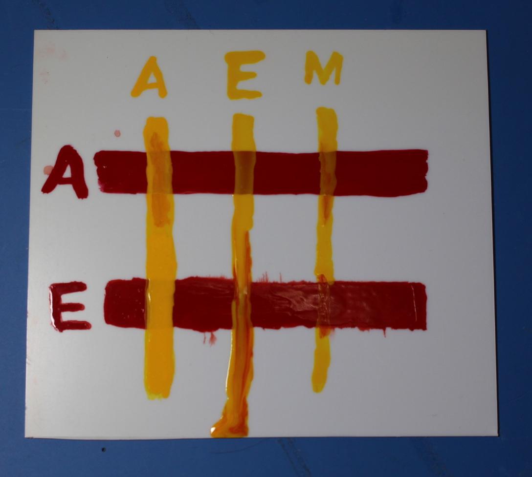 アクリルとエナメルの重ね実験_c0313286_21323106.jpg