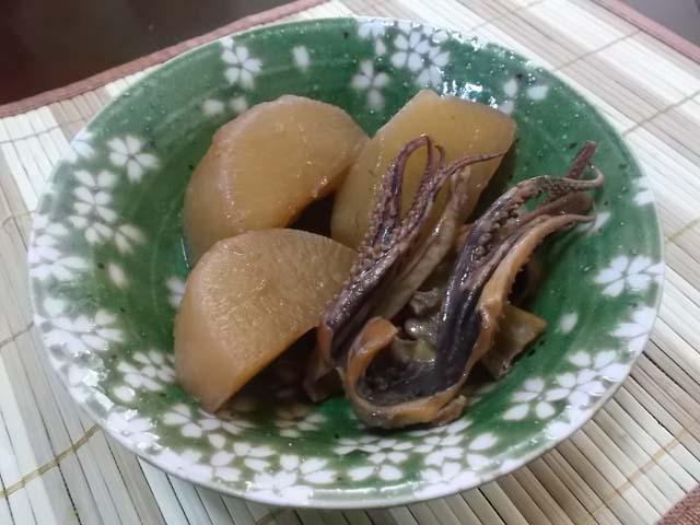 スルメの炊き込みご飯_f0019498_11185956.jpg