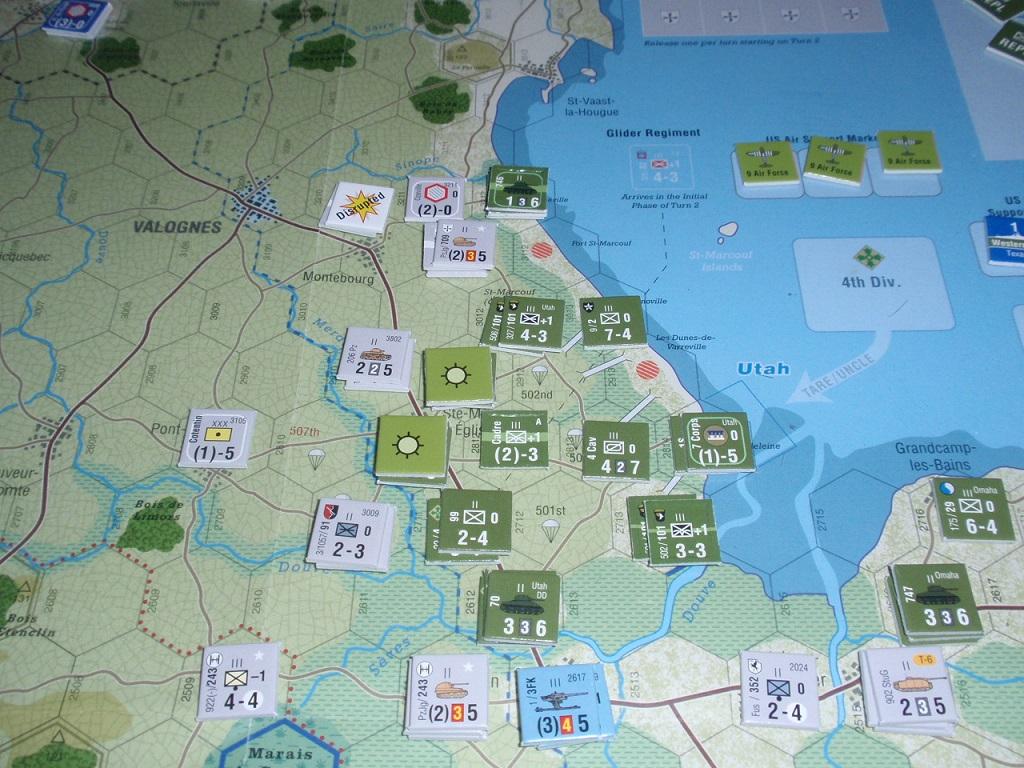 GMT「Normandy\'44」をソロプレイ④_b0162202_17104527.jpg