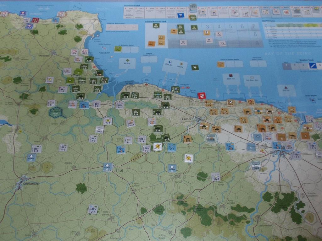 GMT「Normandy\'44」をソロプレイ④_b0162202_1710535.jpg